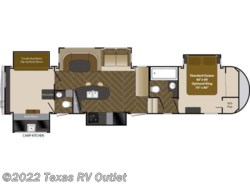 Used 2014  Miscellaneous  Gateway RVs 3650 BH  by Miscellaneous from Texas RV Outlet in Willow Park, TX