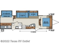Used 2013  K-Z Spree 322BHS by K-Z from Texas RV Outlet in Willow Park, TX