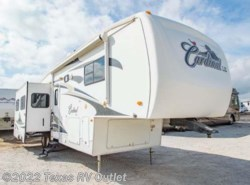 Used 2008  Forest River Cardinal 33LE by Forest River from Texas RV Outlet in Willow Park, TX