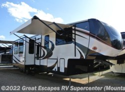 New 2016  Heartland RV Edge ED 397 by Heartland RV from Great Escapes RV Center in Gassville, AR
