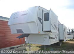 Used 2008  Coachmen Chaparral 322 RLTS by Coachmen from Great Escapes RV Center in Gassville, AR
