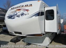 Used 2013  Keystone Montana 3402RL by Keystone from Great Escapes RV Center in Gassville, AR