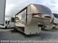 Used 2013  Redwood Residential Vehicles Redwood 38GK by Redwood Residential Vehicles from Great Escapes RV Center in Gassville, AR