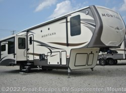 New 2017  Keystone Montana 3720RL by Keystone from Great Escapes RV Center in Gassville, AR