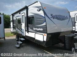 New 2017  Keystone Springdale 225RB by Keystone from Great Escapes RV Center in Gassville, AR