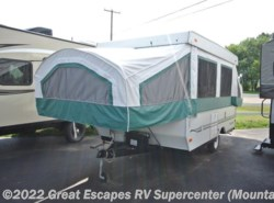 Used 2002  Viking  Saga 2308 by Viking from Great Escapes RV Center in Gassville, AR