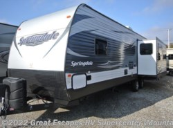 New 2017  Keystone Springdale 311RE by Keystone from Great Escapes RV Center in Gassville, AR