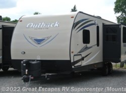 New 2017  Keystone Outback 278URL by Keystone from Great Escapes RV Center in Gassville, AR