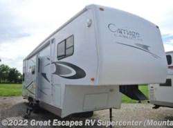 Used 2003  Carriage Cameo LXI F32RLS by Carriage from Great Escapes RV Center in Gassville, AR