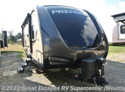 New 2017  Keystone Bullet Premier 22RBPR by Keystone from Great Escapes RV Center in Gassville, AR