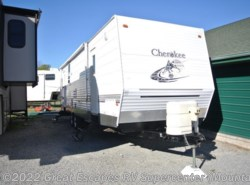 Used 2004  Forest River Cherokee 30L by Forest River from Great Escapes RV Center in Gassville, AR