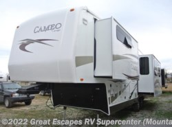 Used 2011  Carriage Cameo 34SB3 by Carriage from Great Escapes RV Center in Gassville, AR