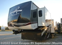New 2017  Forest River RiverStone 38RE by Forest River from Great Escapes RV Center in Gassville, AR