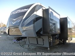 New 2017  Keystone Fuzion 369 by Keystone from Great Escapes RV Center in Gassville, AR