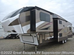 Used 2016  Keystone Cougar 337FLS by Keystone from Great Escapes RV Center in Gassville, AR