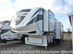 New 2017  Grand Design Momentum M-Class 350M by Grand Design from Great Escapes RV Center in Gassville, AR