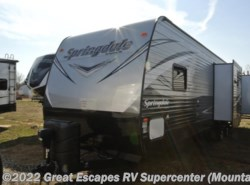 New 2017  Keystone Springdale 332RB by Keystone from Great Escapes RV Center in Gassville, AR