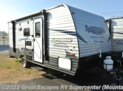 New 2017 Keystone Springdale Summerland Mini 1800BH available in Gassville, Arkansas