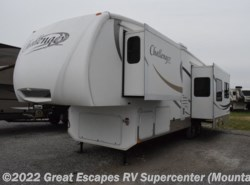 Used 2009 Keystone Challenger 30TRL available in Gassville, Arkansas