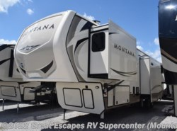 New 2019 Keystone Montana 3791RD available in Gassville, Arkansas