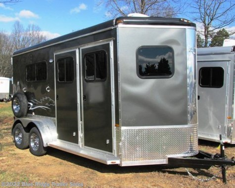 2018 Homesteader Stallion 2H BP with Dress Diamond Package 7'8'x7'