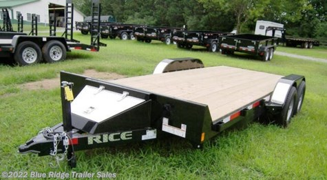 2019 Rice Trailers Magnum Car Hauler - Robotic Series 16 +
