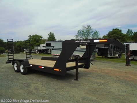 2005 Mid-Atlantic Trailers 18+2 GN Equipment Hauler