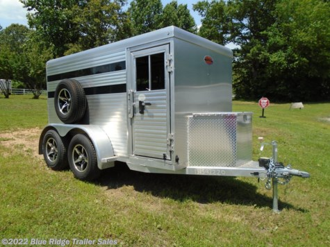 2018 Sundowner Like New 5x10 Goat, Pig or Mini Stock Trailer 4 st
