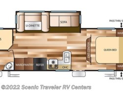 New 2017  Forest River Salem Cruise Lite T263BHXL by Forest River from Scenic Traveler RV Centers in Slinger, WI