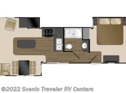 New 2017  Heartland RV Fairfield FF 405 RL by Heartland RV from Scenic Traveler RV Centers in Slinger, WI