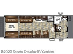 New 2017  Forest River Vengeance 295A18 by Forest River from Scenic Traveler RV Centers in Slinger, WI