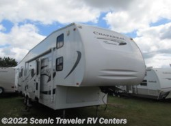 Used 2007  Coachmen Chaparral 34 QBS by Coachmen from Scenic Traveler RV Centers in Baraboo, WI