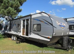 New 2018 Forest River Salem T36BHBS available in Baraboo, Wisconsin