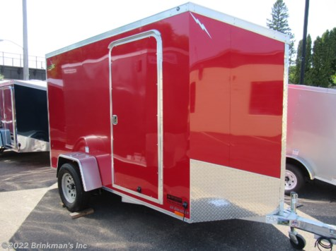 2019 Lightning Trailers 5x10 v nose