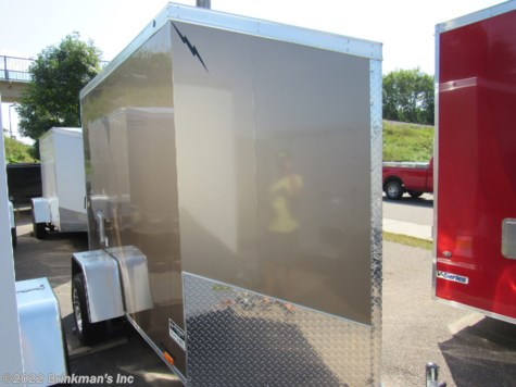 2019 Lightning Trailers 5x8 v nose