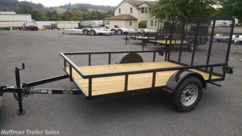 2018 Better Built 6x10 Utility Trailer