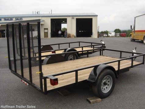 2013 Better Built 12ft Utility Trailer RENTAL