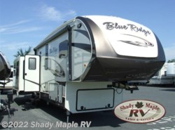 New 2017  Forest River Blue Ridge 3780LF by Forest River from Shady Maple RV in East Earl, PA
