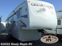 Used 2006  Forest River Cedar Creek 36RLTS by Forest River from Shady Maple RV in East Earl, PA