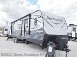 New 2017  Keystone Springdale 38FL by Keystone from Sherman RV Center in Sherman, MS