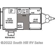 New 2016  Forest River Rockwood Premier A122 by Forest River from South Hill RV Sales in Puyallup, WA