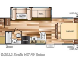 New 2017  Forest River Salem Cruise Lite T273QBXL by Forest River from South Hill RV Sales in Puyallup, WA