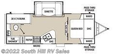 New 2017  Coachmen Freedom Express LTZ 236bh by Coachmen from South Hill RV Sales in Puyallup, WA