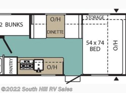 New 2017  Coachmen Clipper 17BH by Coachmen from South Hill RV Sales in Puyallup, WA