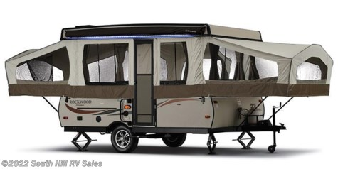 2017 Forest River Rockwood Freedom 1640LTD