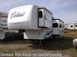 Used 2007  Forest River Cardinal 30TS by Forest River from Robin or Tommy in Southaven, MS