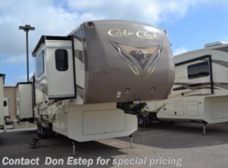 New 2016  Forest River Cedar Creek 38FL by Forest River from Robin or Tommy in Southaven, MS