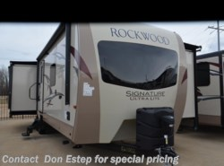 New 2017  Forest River Rockwood Signature Ultra Lite 8329SS by Forest River from Robin or Tommy in Southaven, MS