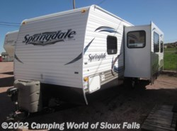 Used 2012 Keystone Springdale 266RL available in Sioux Falls, South Dakota