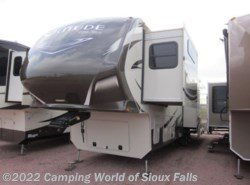 Used 2014  Grand Design Solitude 369RL by Grand Design from Spader's RV Center in Sioux Falls, SD